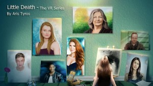 LITTLE DEATH THE VR SERIES BY ARIS TYROS, STARRING ERICA ANDERSON